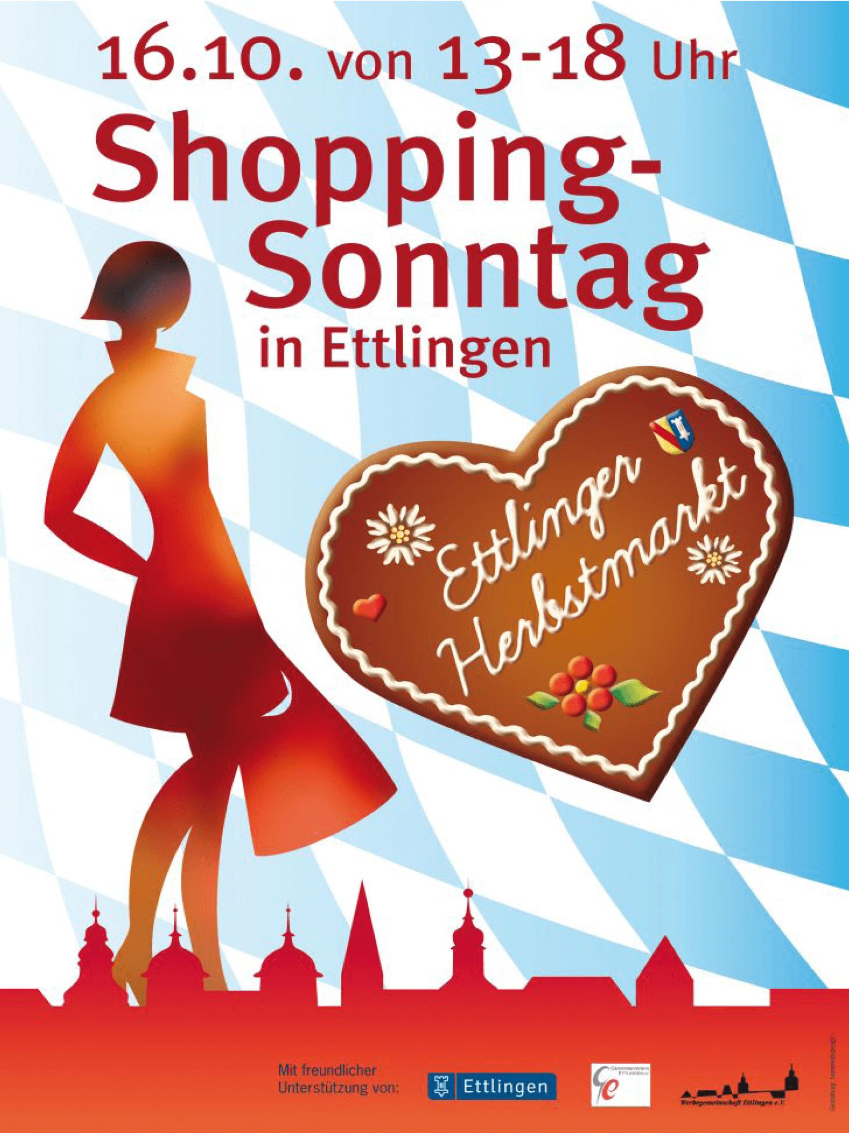 Verkaufsoffener Sonntag Ettlingen